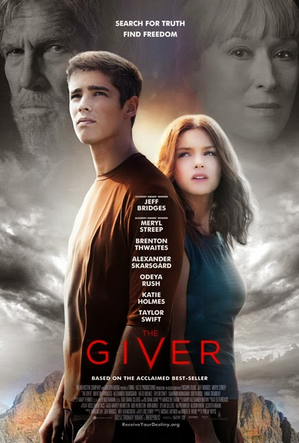 """""""The Giver (2014)"""" movie review by Glen Tripollo"""