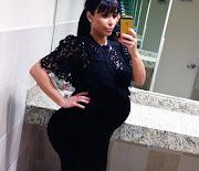 Kim Kardashian Pregnant Pictures