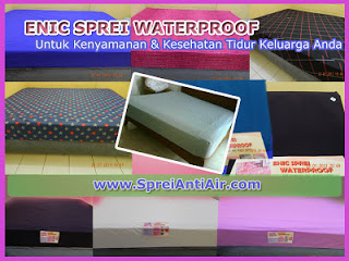 jual sprei anti air murah