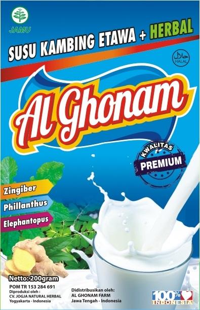 Susu Kambing Etawa + Herbal