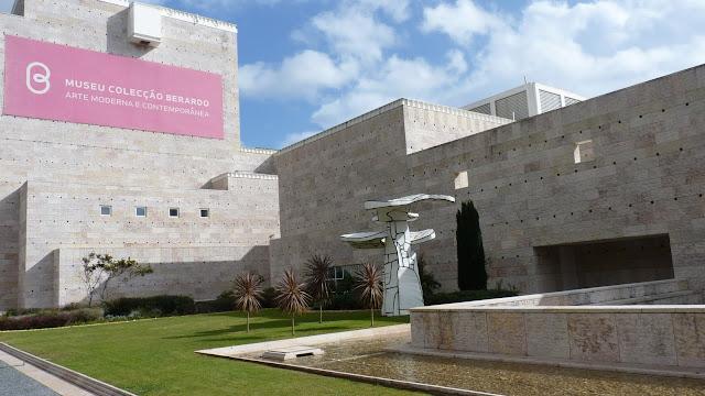Centro Cultural de Belem, Lisboa