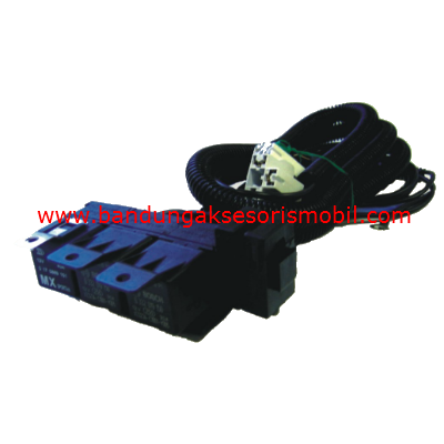 Kabel Set Bosch 3 Relay