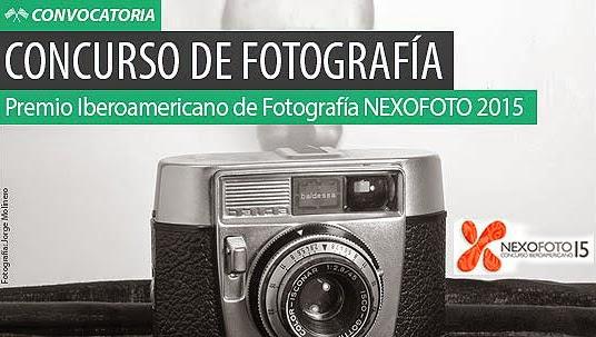 Concurso de Fotografía. NEXOFOTO 2015.
