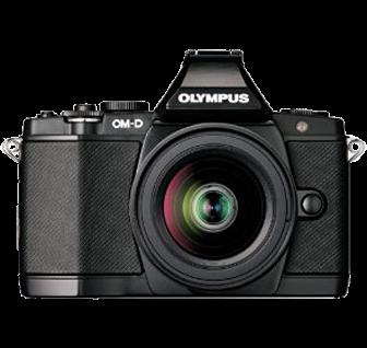 Olympus OM-D E-M5 16MP
