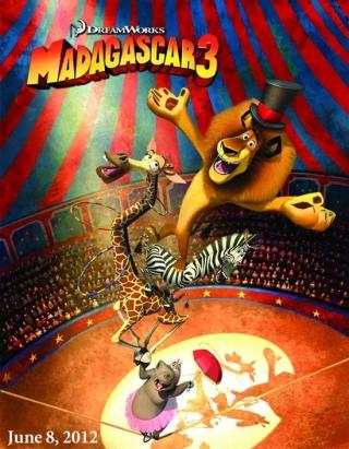 Thần Tượng Châu Âu Vietsub - Madagascar 3: Europe's Most Wanted Vietsub (2012)