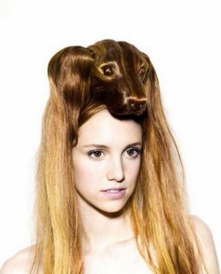 Fashion of Hair Style: Fashion Models Hairstyle Pictures