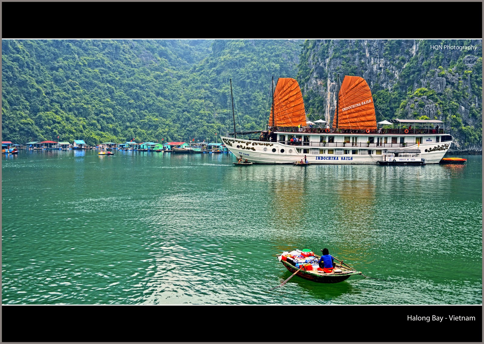 Halong Bay Vietnam Most Beautiful Bay Of The World Most Beautiful Places In The World