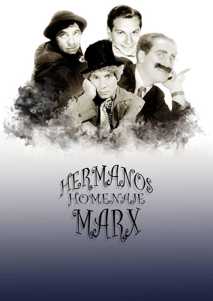 HOMENAJE A LOS HERMANOS MARX