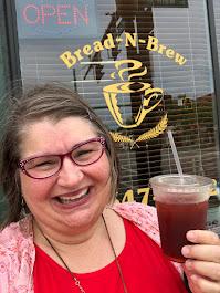 2020 Bread-n-Brew, Raspberry Iced Tea, Wellington Ohio