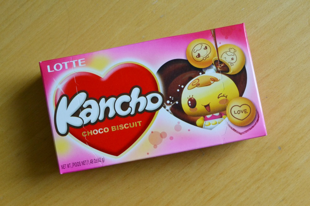 kancho chocolate biscuits