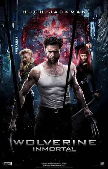 The Wolverine - 2013