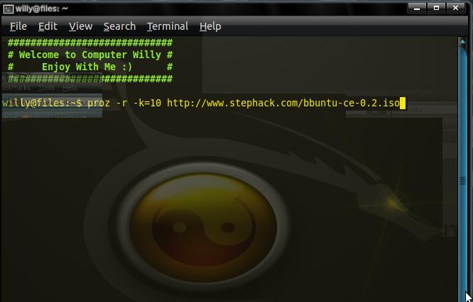cara install tema mac os x di ubuntu                     creatorb Sobat Ubuntu   blogger Install ProZilla Download Accelerator on Ubuntu       Oneiric Ocelot via  PPA   creatorb