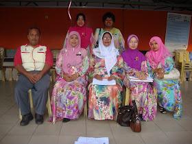 SAF PENTADBIR SKSS, GAMBAR SEMPENA HARI GURU 16/5/2012