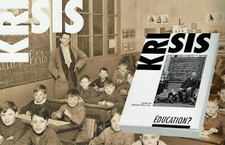 KRISIS 38 : EDUCATION ?