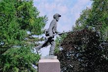 Sam Smith statue - morris mn