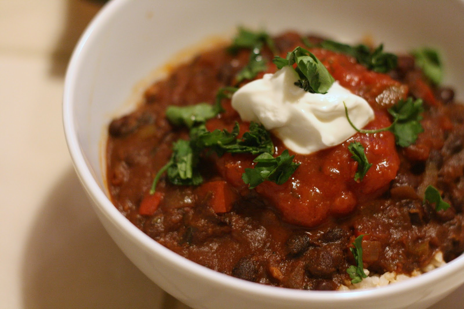 is chili weather i ve made traditional better homes and gardens chili ...