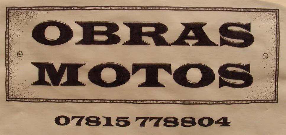 OBRAS MOTOS