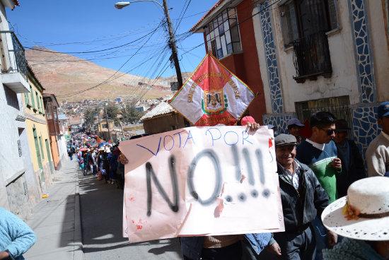 Elecciones en Bolivia 2015