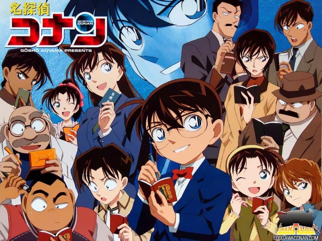 Detective Conan | 600/??? | Actualizando | [Mega]