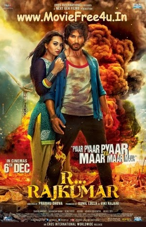 R..Rajkumar All Video Song 720P HD