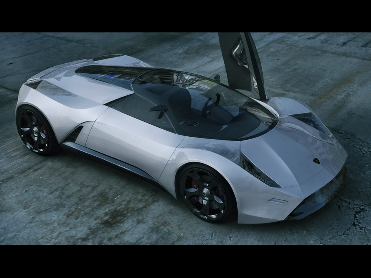 download Lamborghini Insecta Concept wallpaper