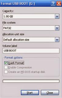 Hướng dẫn tạo USB Boot ghost Windows như đĩa Hiren's Boot