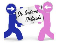 DE LECTURA OBLIGADA (PAGINA PARA LOS BUENOS LECTORES)