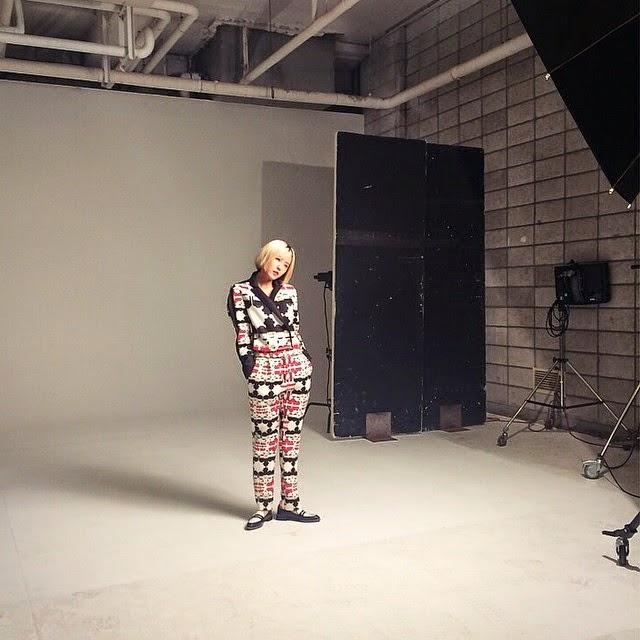 t-ara hyomin sure magazine bts