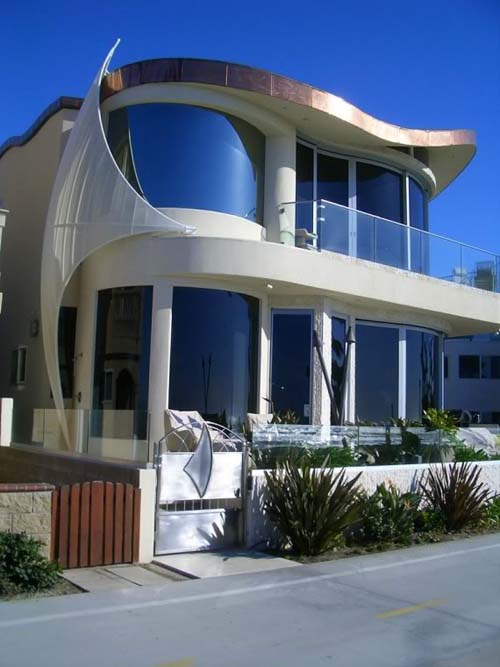 Attractive Modern And Stylish Home Design Part - 3: Modern Stylish Home Designs.exterior.