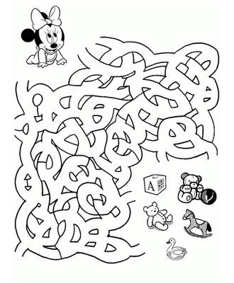 Fichas infantiles para imprimir todo
