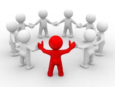 Use as redes sociais para divulgar seu blog