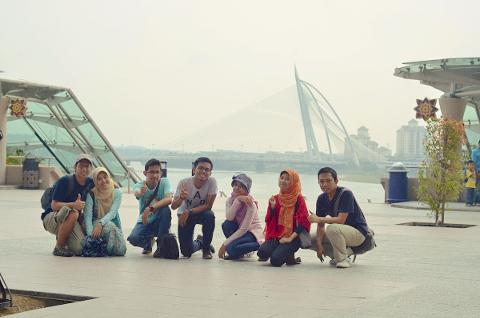 Putrajaya photo spot