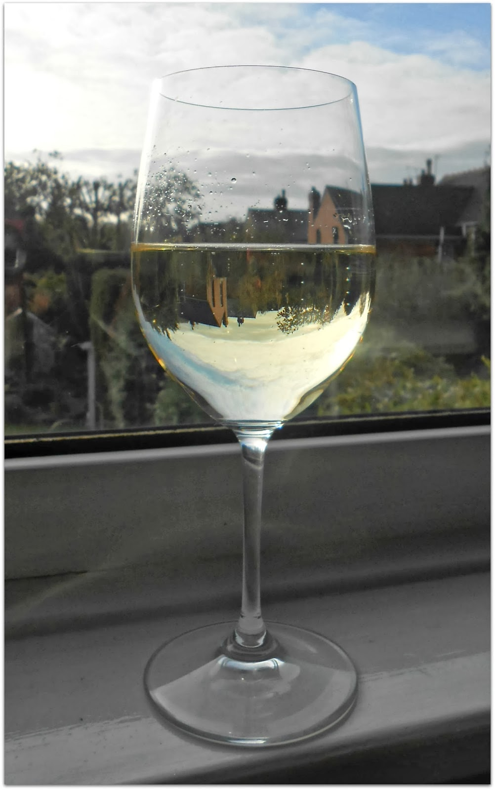 Glass of Prosecco White Wine