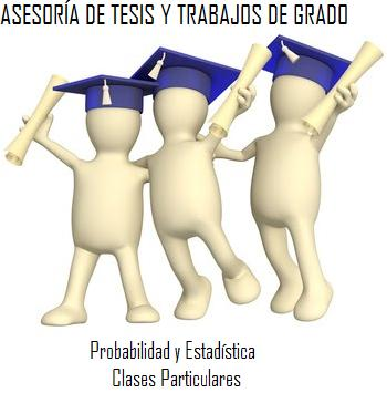 ASESORIA DE TESIS Y TRABAJOS DE GRADO