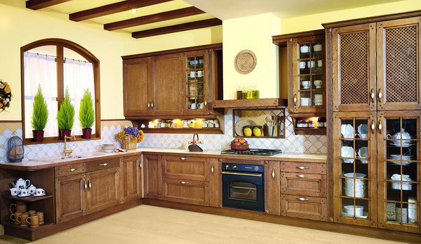 Fotos cocinas r sticas kitchen design luxury homes - Azulejos cocinas rusticas ...