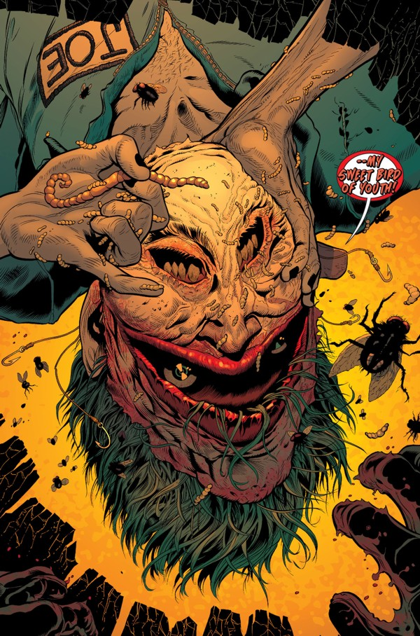 batman new 52 joker face sliced off what happened in benghazi