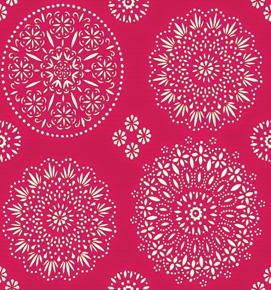 Pinkki Pitsi -joustofrotee nyt myynnissä Majapuulla ja Pehemiällä!