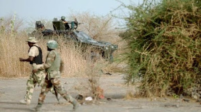 Nigerian Air Force and army successfully repels Boko haram attack on Borno village