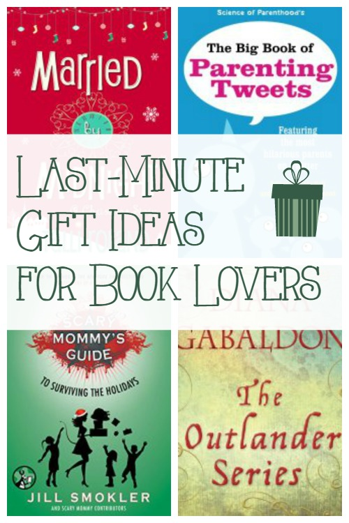 Last-Minute Gift Ideas for Book Lovers