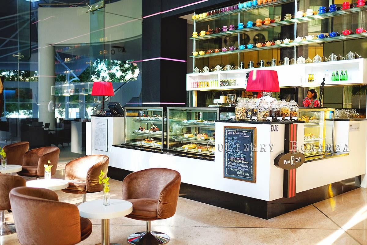 Petit Cafe at Pullman Kuala Lumpur Bangsar