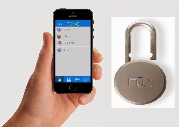Open Lock From Your Mobile