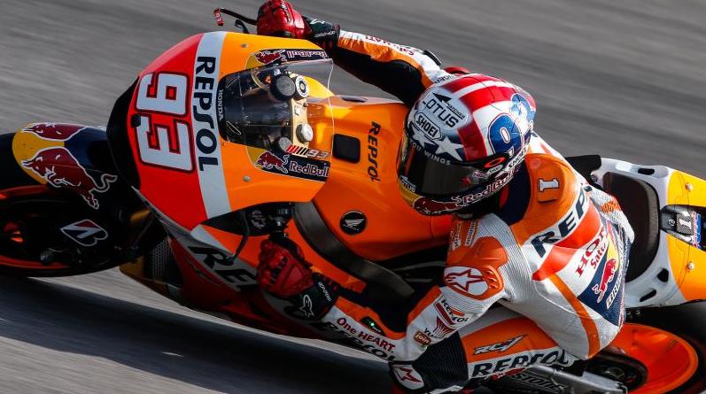 Marc Marquez Sukses Menangkan MotoGP Indianapolis