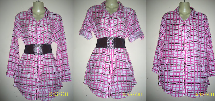 Pink Blouse - FR 24 ( SOLD OUT)
