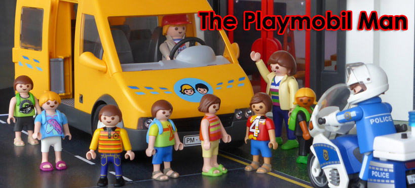 The Playmobil Man