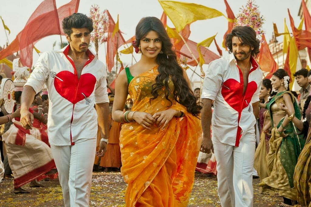 Saaiyaan Lyrics - All Gunday Movie Songs - Shahid Mallya