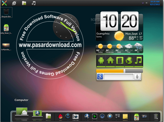 Download Gratis Jelly Bean Skin Pack 4.0 x86 For Windows 7