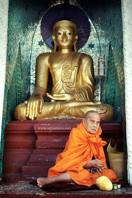 Sami Buddha Cari Tarikh Perkahwinan Brad Pitt dan Angelina Jolie