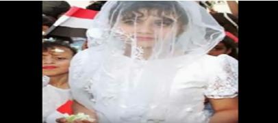 الطفلة التى لن ينسها العالم روان وهى أصغر طفلت تزوجت وأنتهى زوجها بكارثة كبرى يوم الزفاف