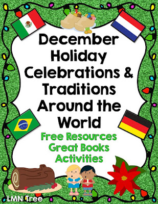 Tree: December Holiday Celebrations and Traditions Around the World ...