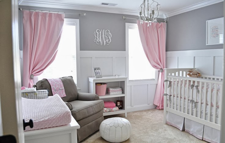 Awesome Belle Chambre Bebe Fille Gallery - Design Trends 2017 ...